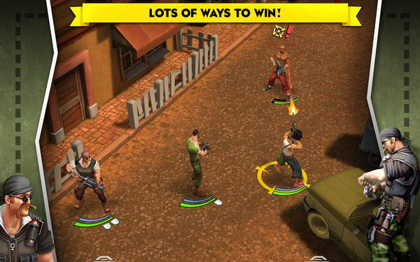 AntiSquad Tactics Premium v2.00 APK DATA