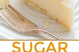 Sugar Cream Pie Recipe