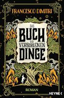 Cover: Das Buch der verborgenen Dinge