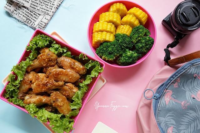 resep bekal praktis untuk travelling dan piknik