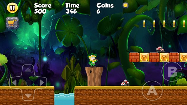 Download game Super Mario Android - Legend Mario Bros APK