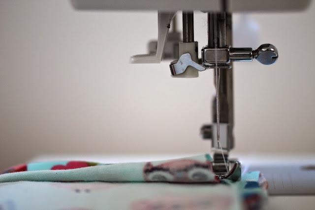 bolsas de tela DIY, costura fácil