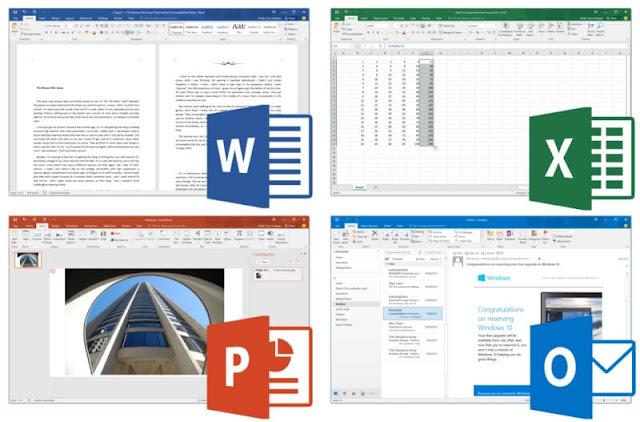 تحميل برنامج مايكروسوفت اوفيس عربي  - Microsoft Office للكمبيوتر