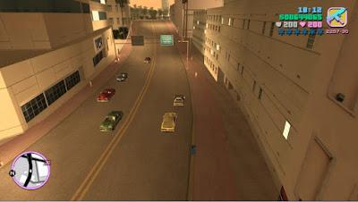 GTA VC - Optimized Traffic Paths (Corrigir Tráfego)