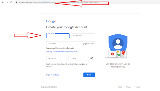 Gmail account without verification, is it possible ?  बिना फ़ोन नंबर के Gmail Id
