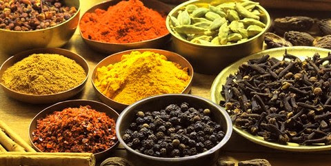 plantas cocina aromas