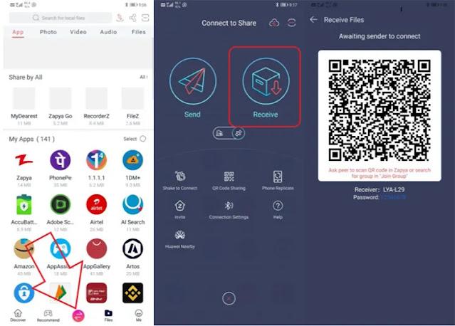 Cara Berbagi Foto Dari Iphone ke Android Tanpa Kompresi-2