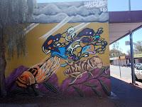 Alice Springs Street Art | CHNG