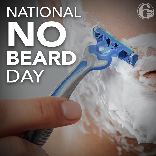National No Beard Day Wishes Images download
