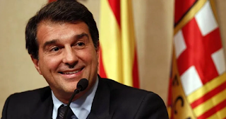 Former Barcelona President Laporta set to confirm his intention to run for the presidency in the upcoming election.