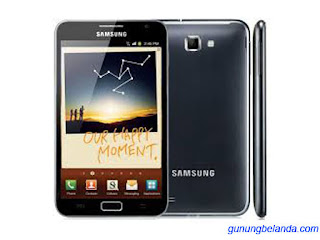 Cara Flashing Samsung Galaxy Note GT-N7000