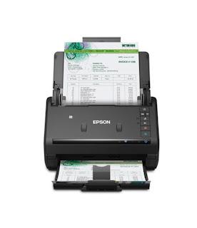 Epson WorkForce ES-500WR Driver Downloads