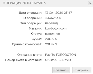 fxroboton отзывы