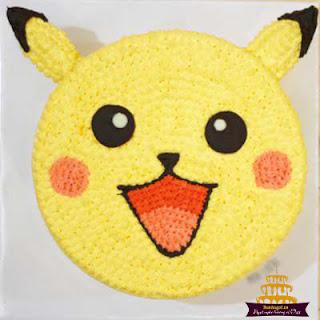 bánh-sinh-nhật-pikachu