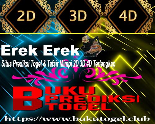 Buku Mimpi Erek-erek 4D Abjad A-Z