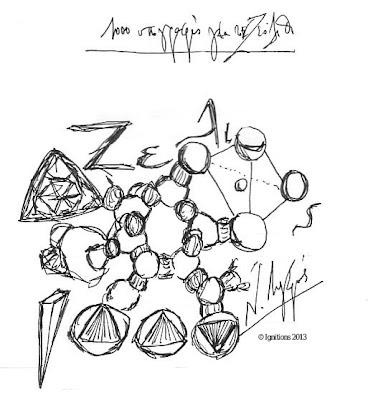 Σκίτσο του κ. Ν. Λυγερού: (εδώ) 1000 υπογραφές για τον Ζεόλιθο. (Dessin)