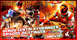 [V-Cinema] Uchuu Sentai Kyuranger: Episode of Stinger Subtitle Indonesia (Movie)