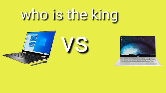 HP Envy 13 and the Specter x360 which one is the king?