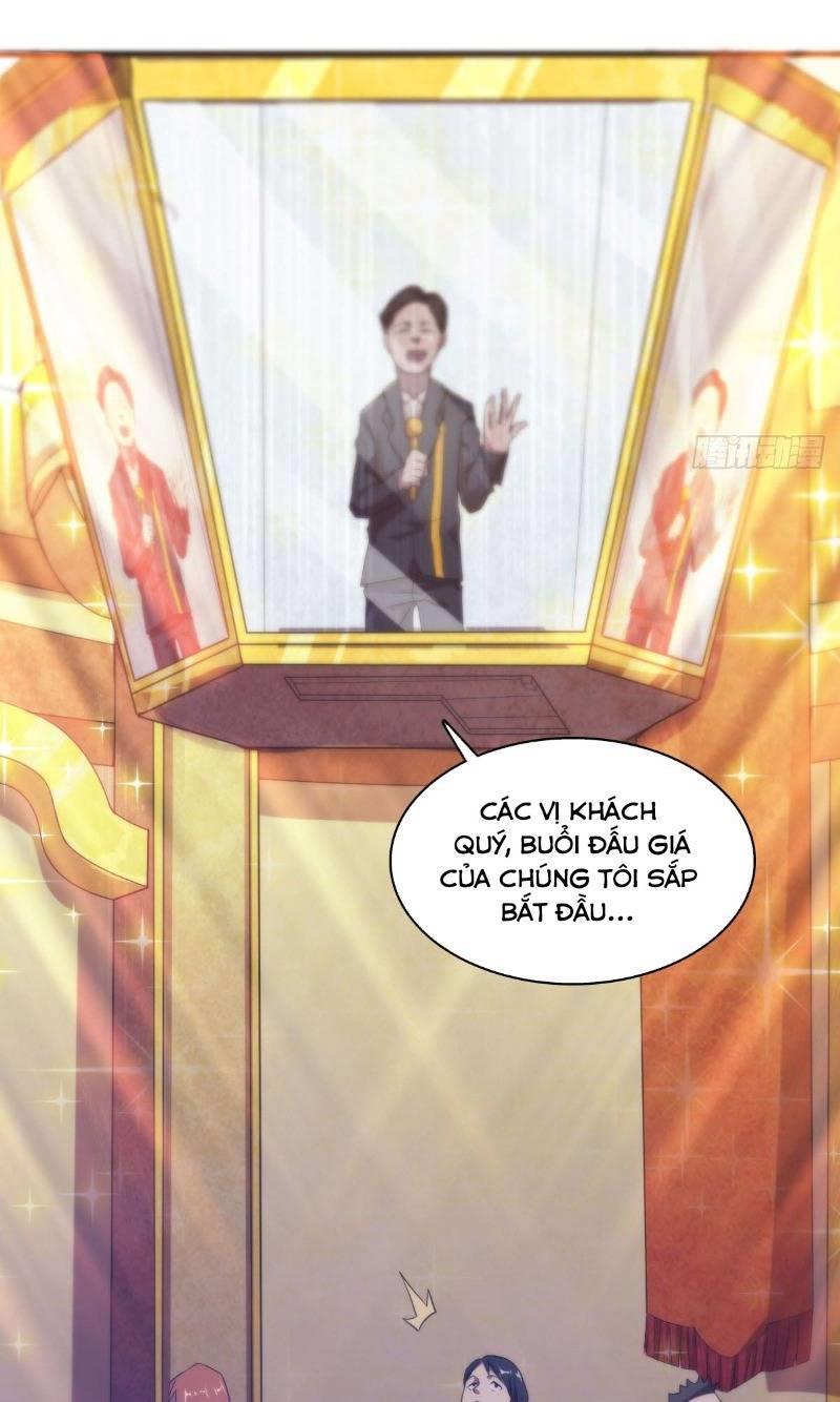 Tinh Nguyên Chi Môn chap 8 - Trang 19