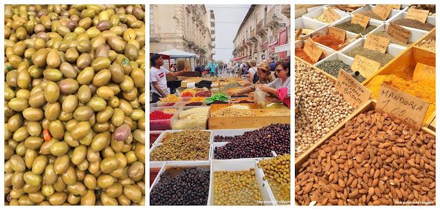 Mercato del pesce di Ortigia
