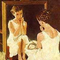 Espelho e o coração