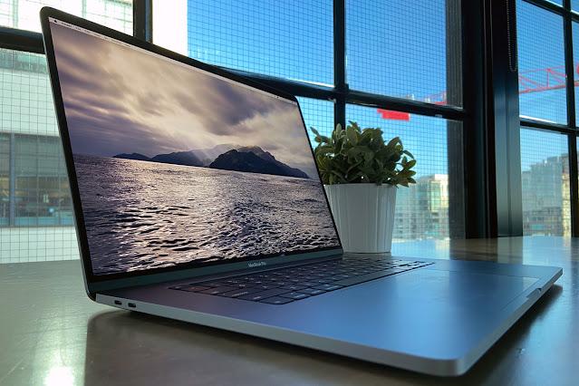 MacBook Pro 16 inch