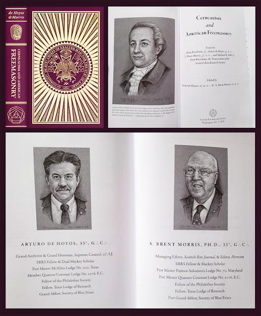 Cerneauism and American Freemasonry. Scottish Rite Research Society. Arturo de Hoyos. S Brent Morris. Art by Travis Simpkins