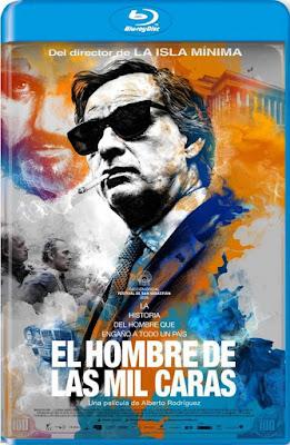 El Hombre De Las Mil Caras 2016 BD25 Spanish
