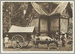 Gambar Zaman Belanda Gubuk PANGAN Laskar 'Pelangi' Sipirok, Letnan Sahala Muda Pakpahan dan Benteng Huraba di Padang Sidempuan: Lahirnya Tokoh Tokoh Militer dari Tapanuli Bagian Selatan
