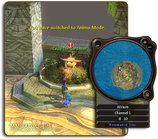 prius online  taming quests  how to get pero