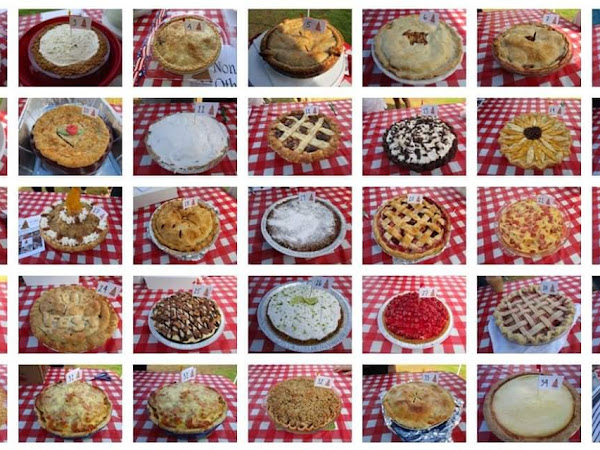 11th Annual Great NH Pie Festival - September 22nd