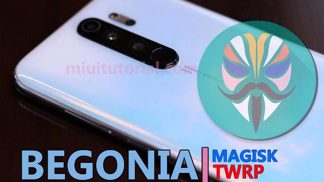 Install Root Magisk + TWRP Recovery Terbaru di Xiaomi Redmi Note 8 PRO? Mudah Sekali: Ini Tata Caranya