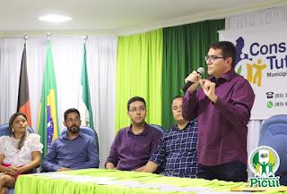 Novos Conselheiros Tutelares são empossados no município de Picuí