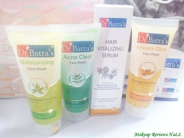 Dr. Batra's Face Wash & Bathing Bars