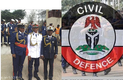 NSCDC Shortlisted Candidates For 2020: See How To Update Your Credentials On NSCDC Portal