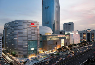 Lotte World Mall Largest Shopping Mall In South Korea