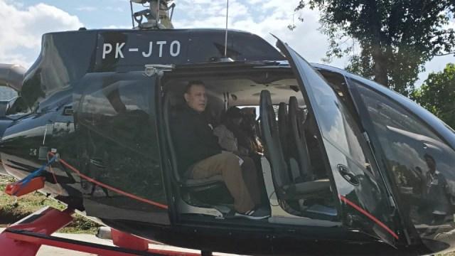 Naik Heli Mewah, Ketua KPK Dilaporkan Lagi ke Dewan Pengawas
