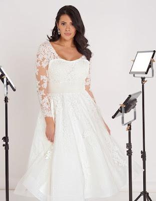 Maria- avromantic short ivory color wedding dress back side