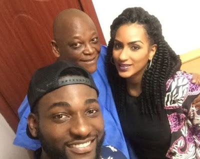 2b3 - ENTERTAINMENT: 2Face Idibia On Set With Susan Peters, Juliet Ibrahim, Gbenro Ajibade And Others (Photos)
