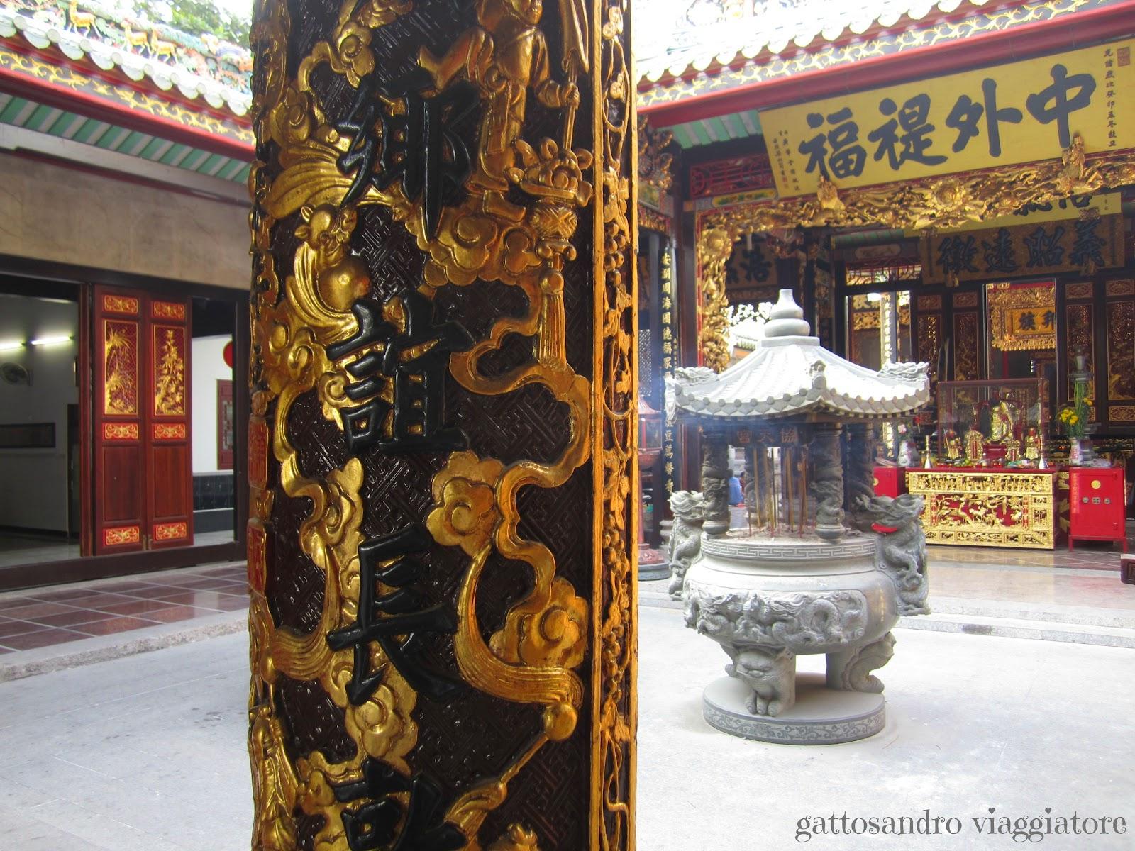 Pagoda Hoi Quan Nghua An