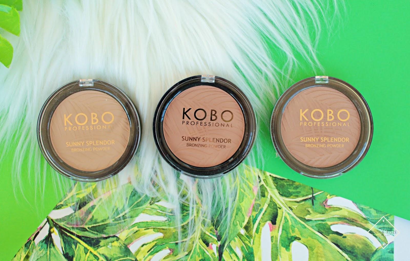 Kobo Professional Sunny Splendor - bronzer