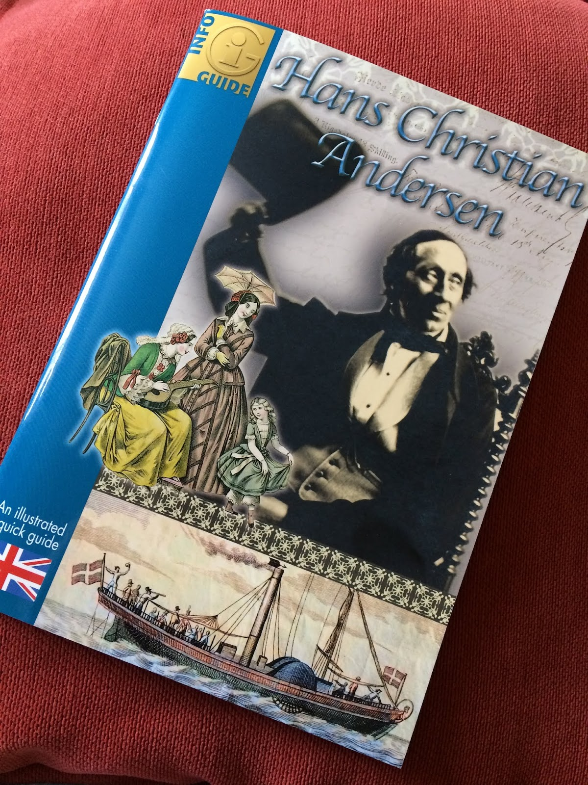 Photo of Hans Christian Andersen Info Guide