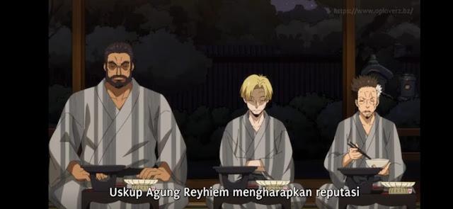 Spoiler Tensei Shitara Slime Datta Ken Season 2 Cour 2 Episode 16 : Tarian Perjamuan