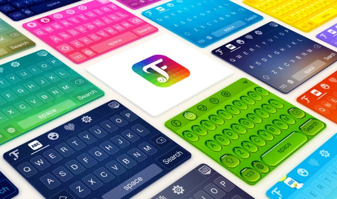Aplikasi Keyboard Terbaik tuk iPhone - FancyKey