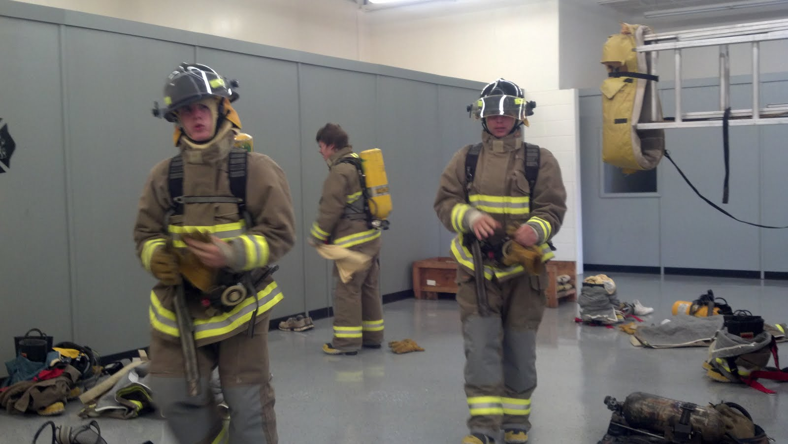 CTC Firefighting Program: September 2011
