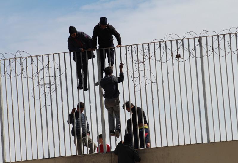 El número de MENA en Melilla supera el millar, tras incrementarse en más de 200 en los últimos seis meses