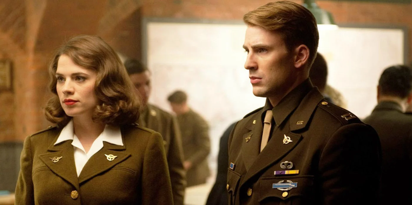 Hayley Atwell believes that the end of Captain America in Endgame was appropriate and beautiful