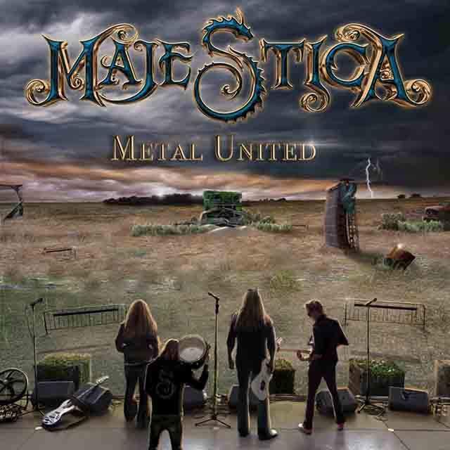 """Το single των Majestica """"Metal United"""""""
