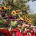 Meriahkan HUT RI, Tarian Nusantara Di Gebyar