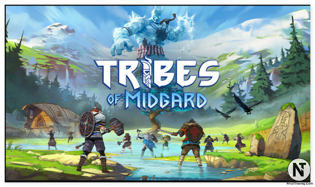 Download Tribes of Midgard Full 3.7GB test chạy ngon